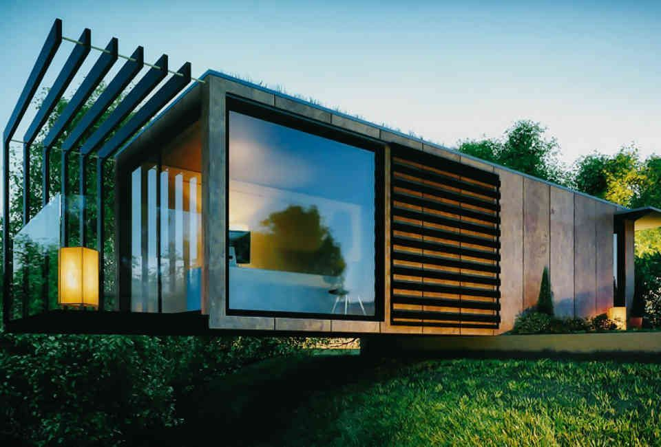 Best shipping container house design ideas 10 - Rockindeco