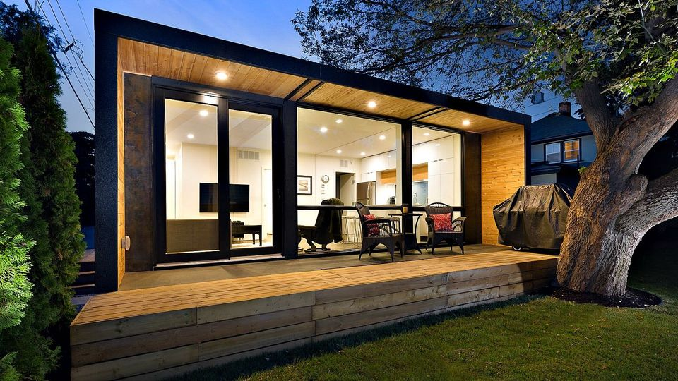 Best shipping container house design ideas 21 - Rockindeco