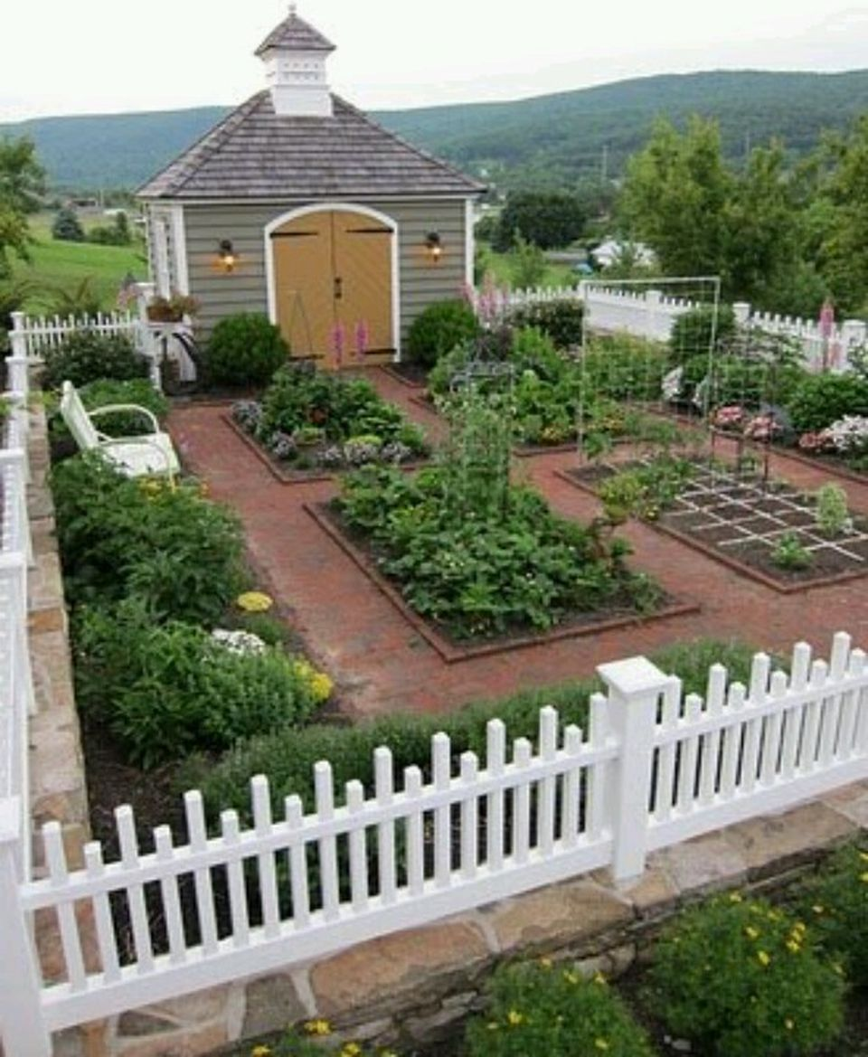 Homestead Gardens Landscaping: Homestead Farm Garden Layout And Design For Your Home 9