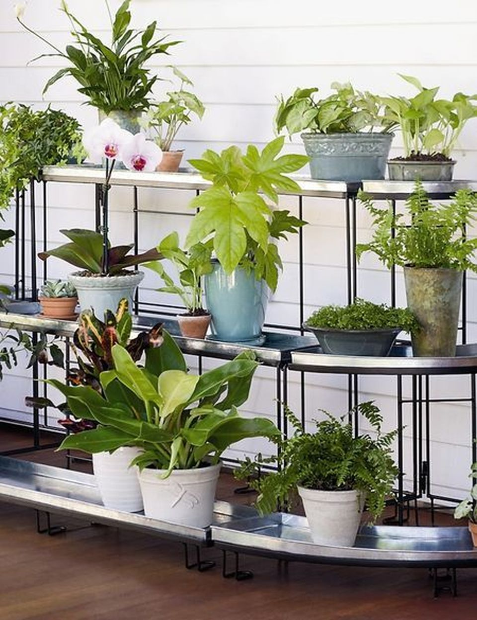Cool Plant Stand Design Ideas for Indoor Houseplant 86 ... on Plant Stand Ideas  id=19784