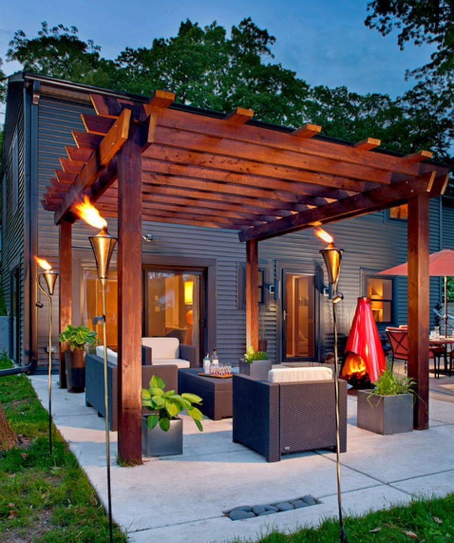22 Eclectic Porch Ideas: Perfect Pergola Designs For Home Patio 22