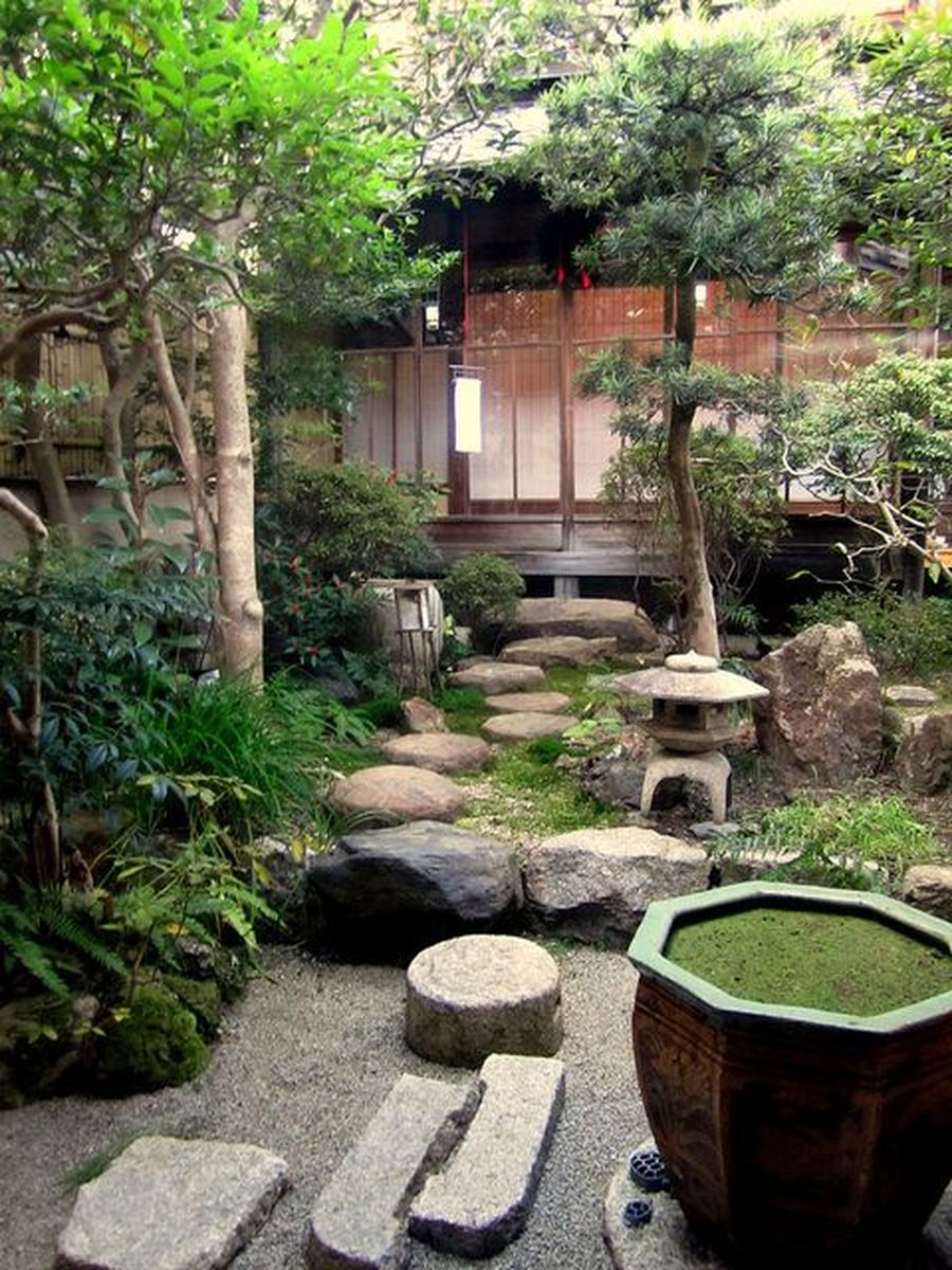 Peacefully Japanese Zen Garden Gallery Inspirations 50 ...
