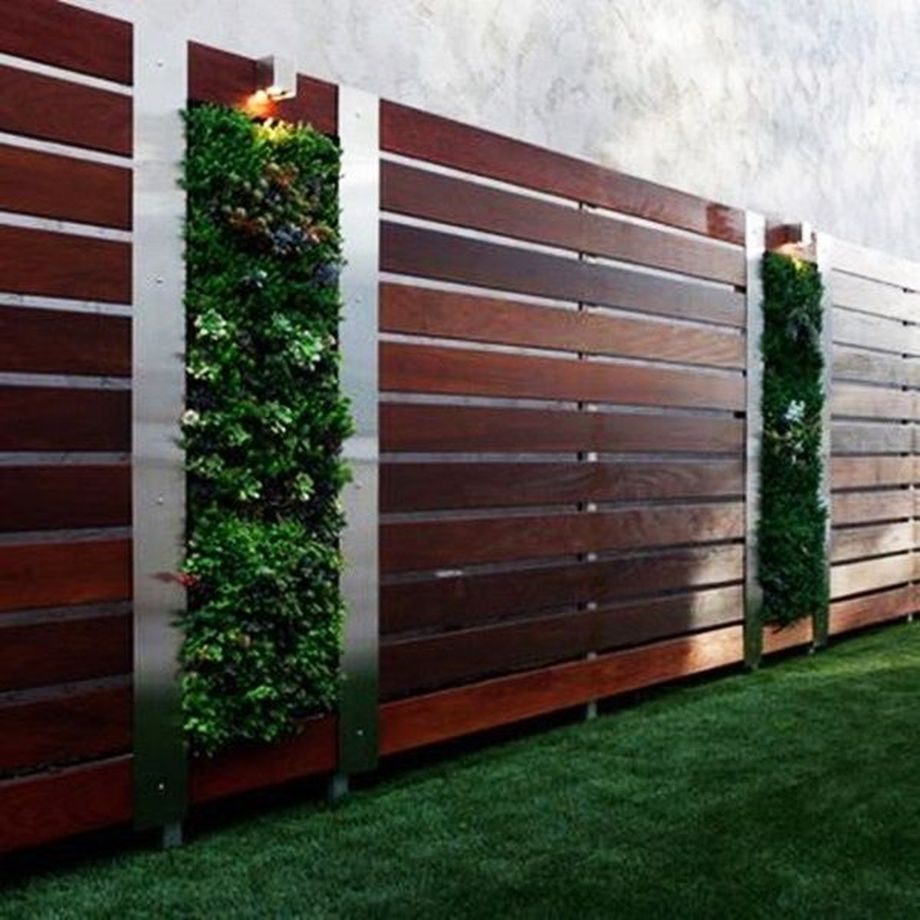 Creative Fence Ideas For Your Home Yard